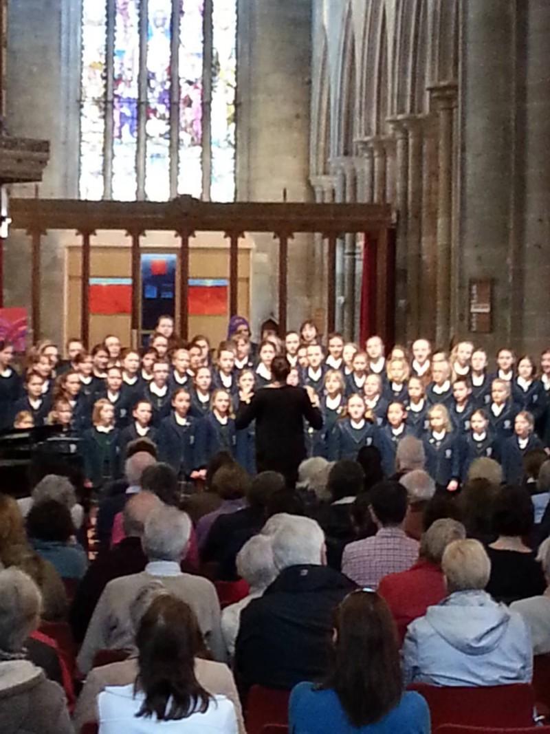 Kilgraston Choir Mini