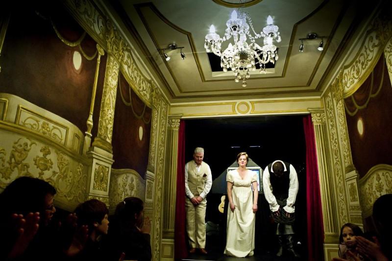 scottish opera interior