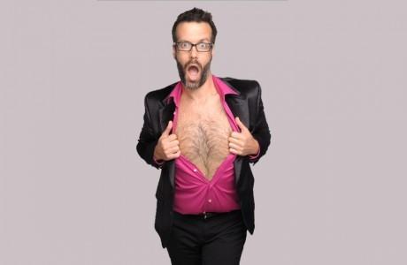Marcus pink shirt