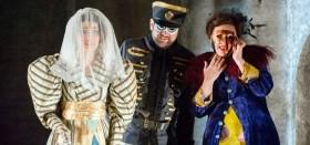 Don Giovanni masks
