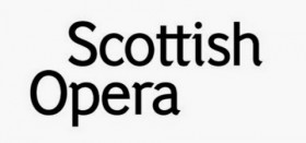 Scottish Opera logo black