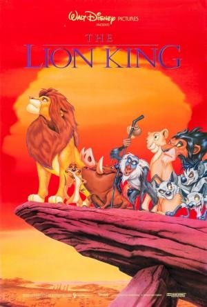 The Lion King (U)
