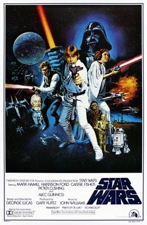 Star Wars A New Hope (Episode IV) (U)